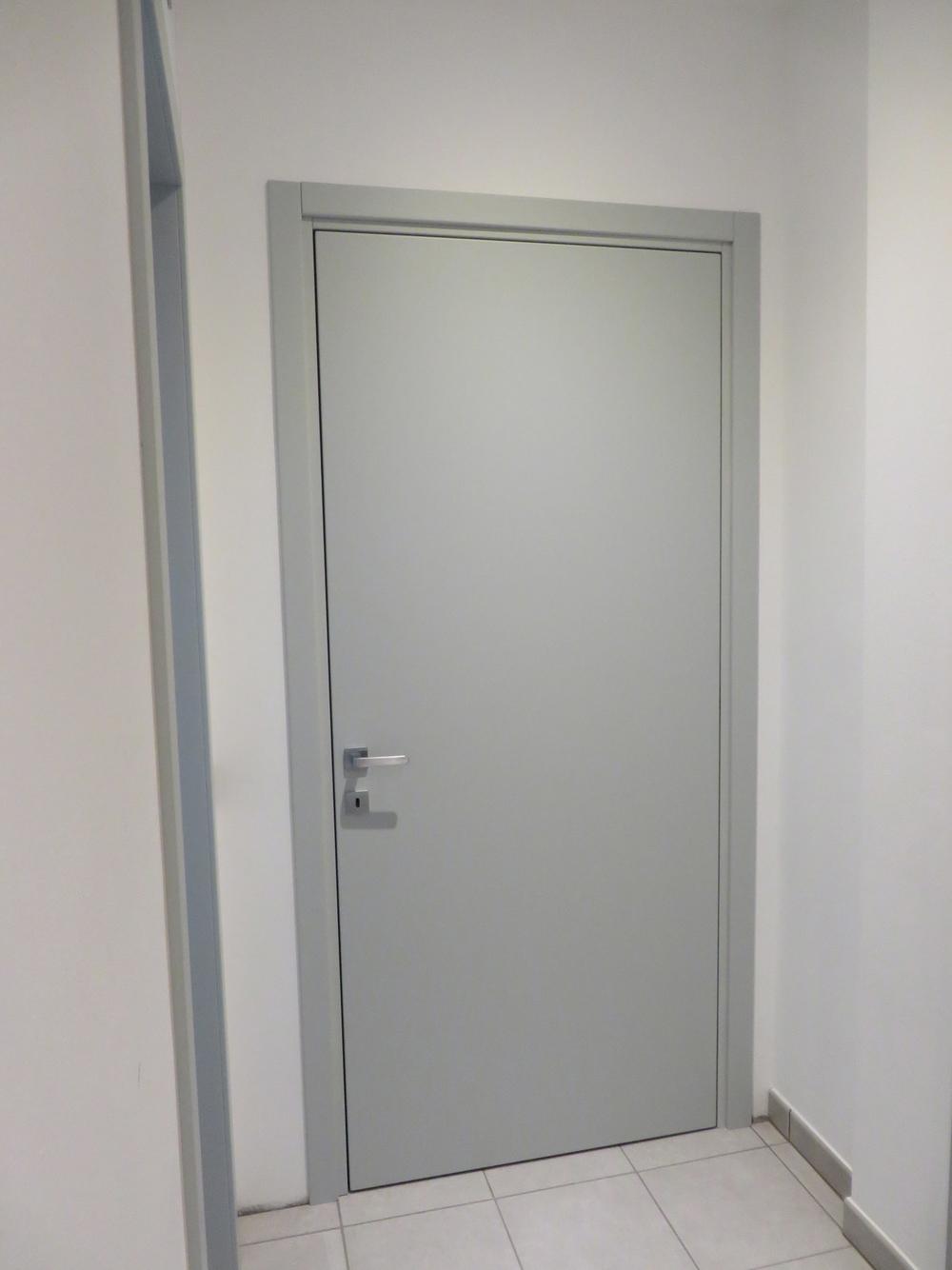 Porte interne roncoroni legno - Porte interne rovere grigio ...