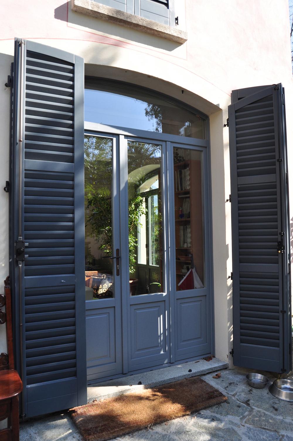 Pvc roncoroni legno - Sicurezza porta finestra ...